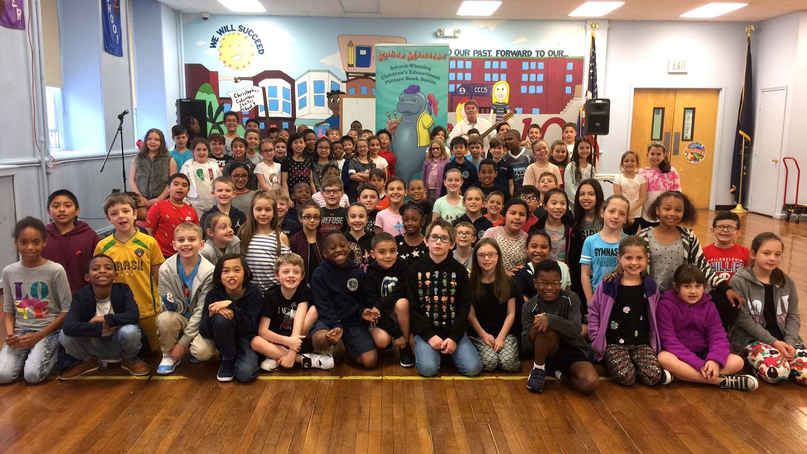 Author Visits and Events | Kobee Manatee
