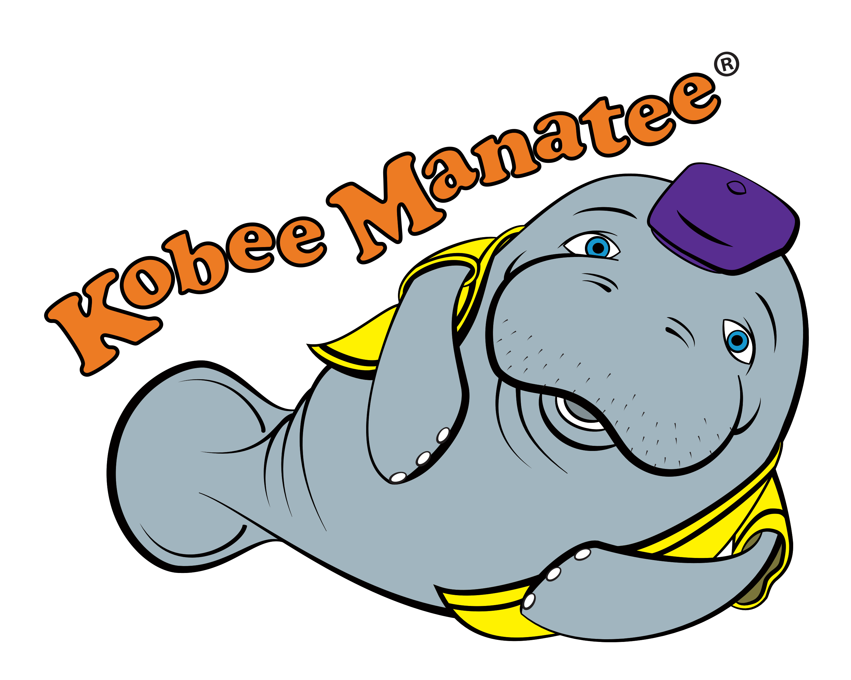 Kobee_Manatee_Logo