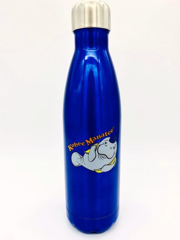 Kobee Manatee® Reusable Insulated  Stainless Steel Bottle