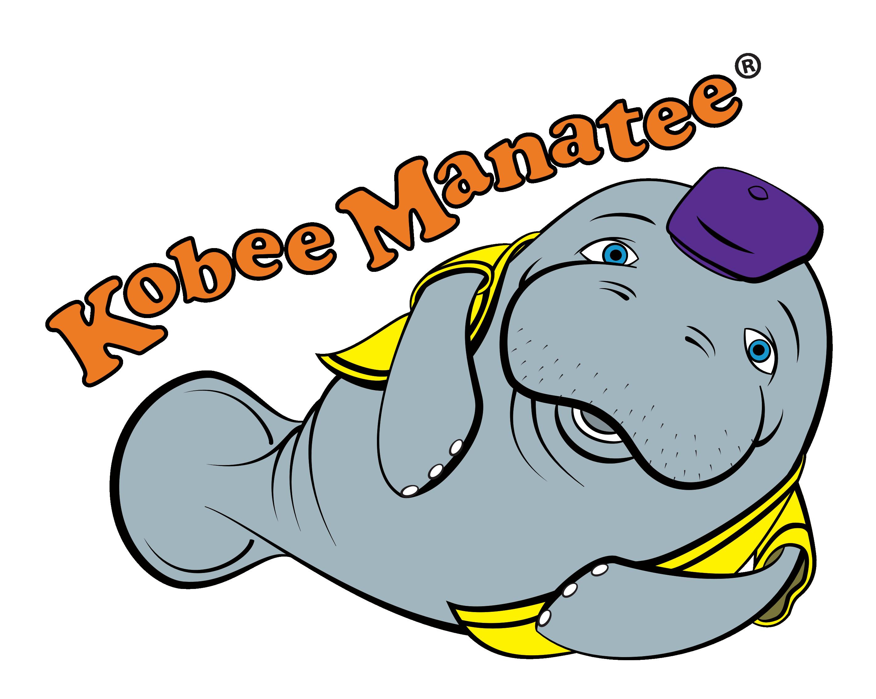 Kobee_Manatee_Logo